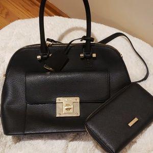 Aldo Paxton Handbag and Aldo  Badada wallet